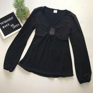 ❤️ Motherhood Maternity Blouse Shirt Long Sleeve